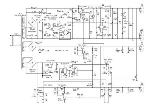 питания - Трансформаторный блок питания (БП-1) 0_6e581_c81483_L