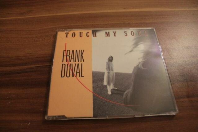 Touch - Frank Duval - Touch my Soul, 3inch Maxi single 0_bdbc1_d97270db_XL
