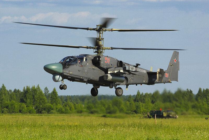 Kamov Ka-52 Alligator   ( helicóptero de ataque biplaza todo tiempo Rusia ) 0_8f615_b8b68bc0_XL