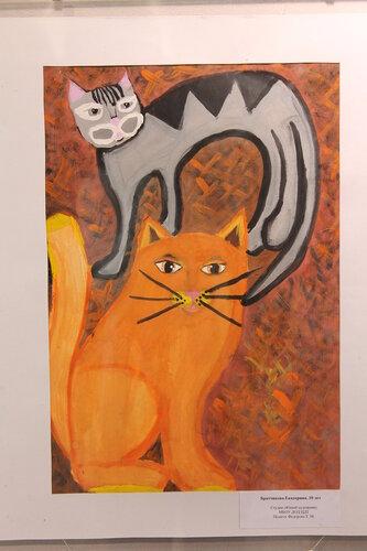 """Международная выставка кошек AFC """"Удивительные лесные кошки"""", 1 марта 2014 г. Сургут - Страница 2 0_e48e1_50634357_L"""