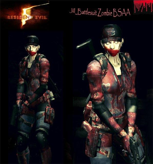 Jill BattleSuit Zombie BSAA 0_d0ce5_dac1175c_XL