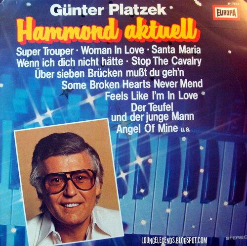 angel - Gunter Platzek - Angel of Mine (cover version) (1981) 0_bf57b_7e712b05_L