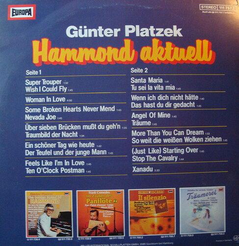 angel - Gunter Platzek - Angel of Mine (cover version) (1981) 0_bf57a_d63edb40_L