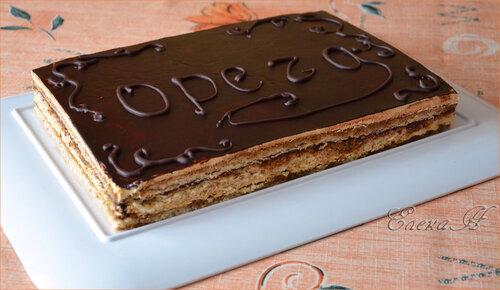 """Торт """"Опера"""" от Кристофера Фелдера 0_100057_29957100_L"""