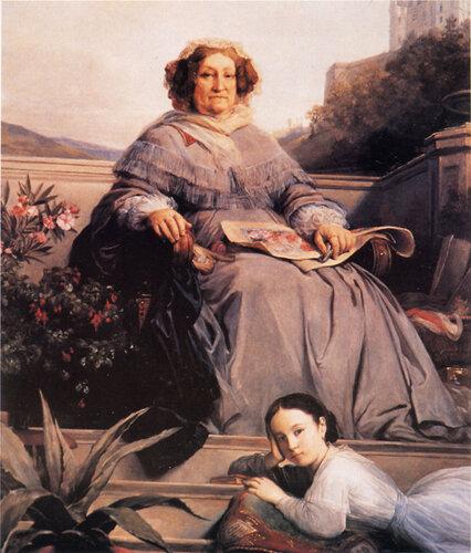 Из века в век... художником воспетая... 0_e4850_2983a087_L