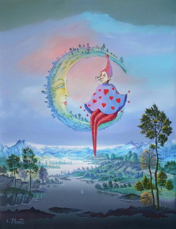 Мир волшебства в живописи. Аллегорические сюжеты. 0_c37c3_b1d50736_XL