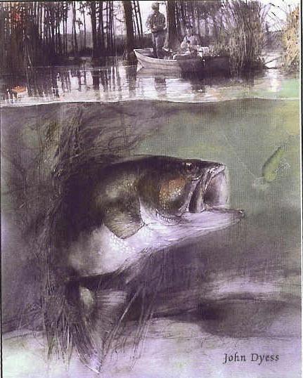 Escrito Análisis básico de los señuelos artificiales de agua dulce por: José Manuel López Pinto Morning%20bass%20fishing