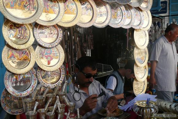 الصناعة التقليدية التونسية 196999