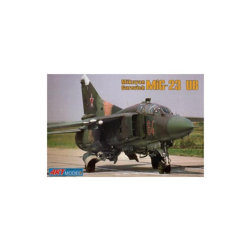 OGLAS: Prodajem letjelice 1:72  Art-model-7210-mikoyan-mig-23ub
