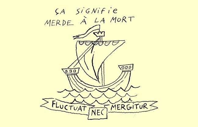 Dessin remarquable de la Revue de Presque qui Cartoone 648x415_dessin-joann-sfar-reaction-attentas-paris-13-novembre-2015