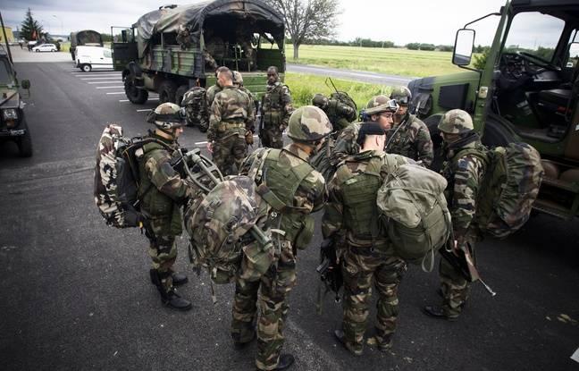 Tarn et Garonne : 9 paras du 1er RCP blessés dans un accident de camion 648x415_des-soldats-du-1er-regiment-de-chasseurs-parachutistes-de-pamiers-lors-d-un-exercice-sur-la-base-des