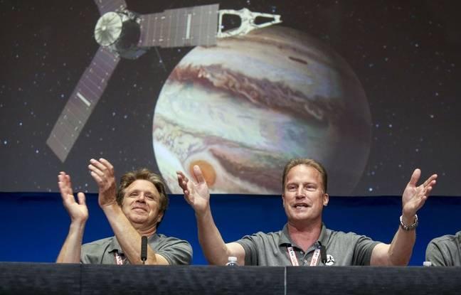 [NEWS] La sonde Juno est en orbite autour de Jupiter 648x415_scott-bolton-rick-nybakken-responsables-mission-juno-mission-jet-propulsion-laboratory-nasa-pasadena-californie
