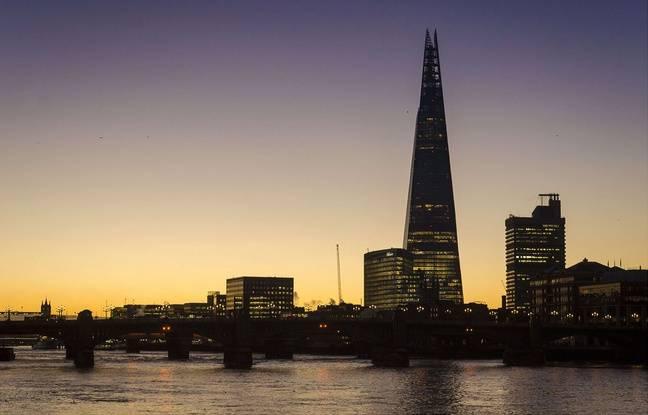 La police recherche le parachutiste qui a sauté de la plus haute tour de Londres 648x415_lever-soleil-londres-domine-shard