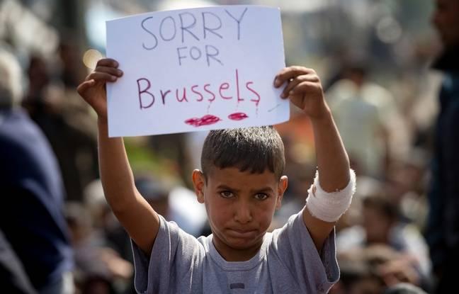Attentats à Bruxelles airport (?) - Page 2 648x415_desole-bruxelles-lit-pancarte-jeune-refugie-syrien-camp-idomeni-grece-22-mars-2016