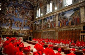 DEMISSION DE BENOIT XVI et suite.. Conclave-9a950