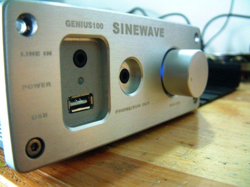 TENTAZIONE - Amplificatore Sinewave Genius100 297556313_203