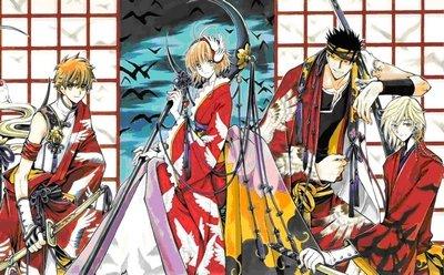 CLAMP Kimono Group [open] 282558782_838