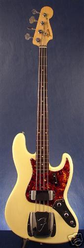 Esse aqui eh o meu sonho de consumo 1961_Fender_Jazz_Bass_Pre_Cbs_Vintage_Guitar_