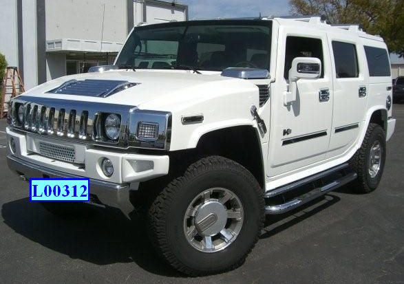 همر اتش 2 Second_Hand_Hummer_H2_Automobile