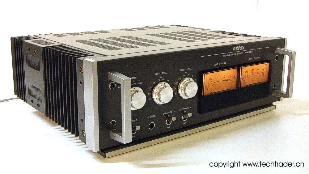 Revox b 740 Revox_B740_power_amplifier