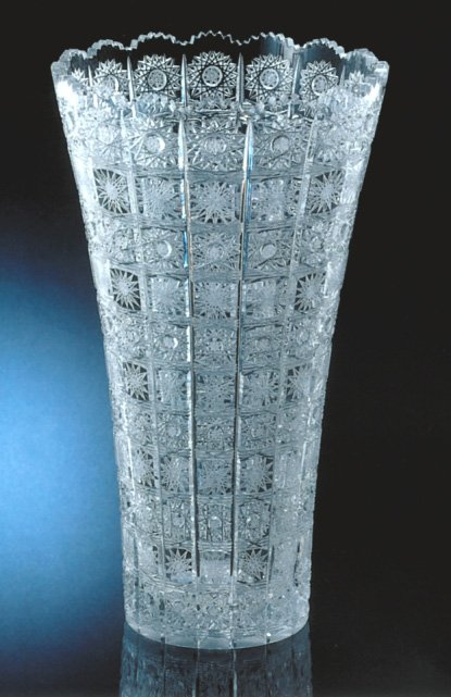 الفازااااااااااااات Cut_Crystal_Vase_Large_Size