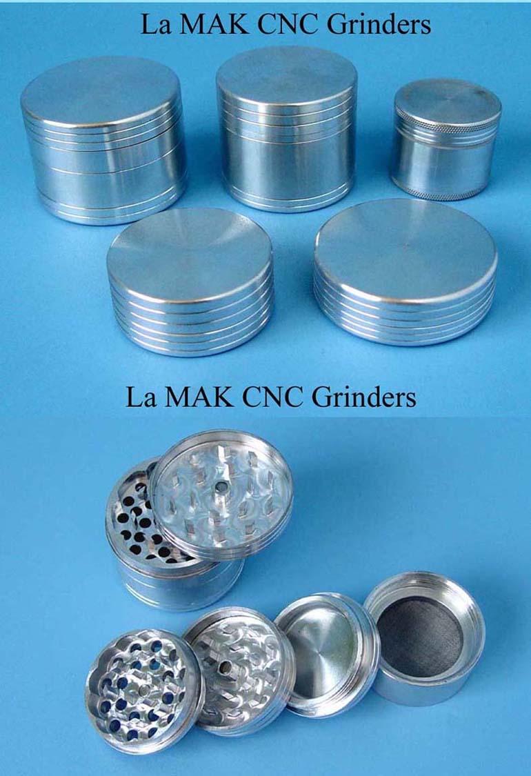 Bon Anniv' MiLS ! CNC_Aluminum_Grinders_Weed_Grinders