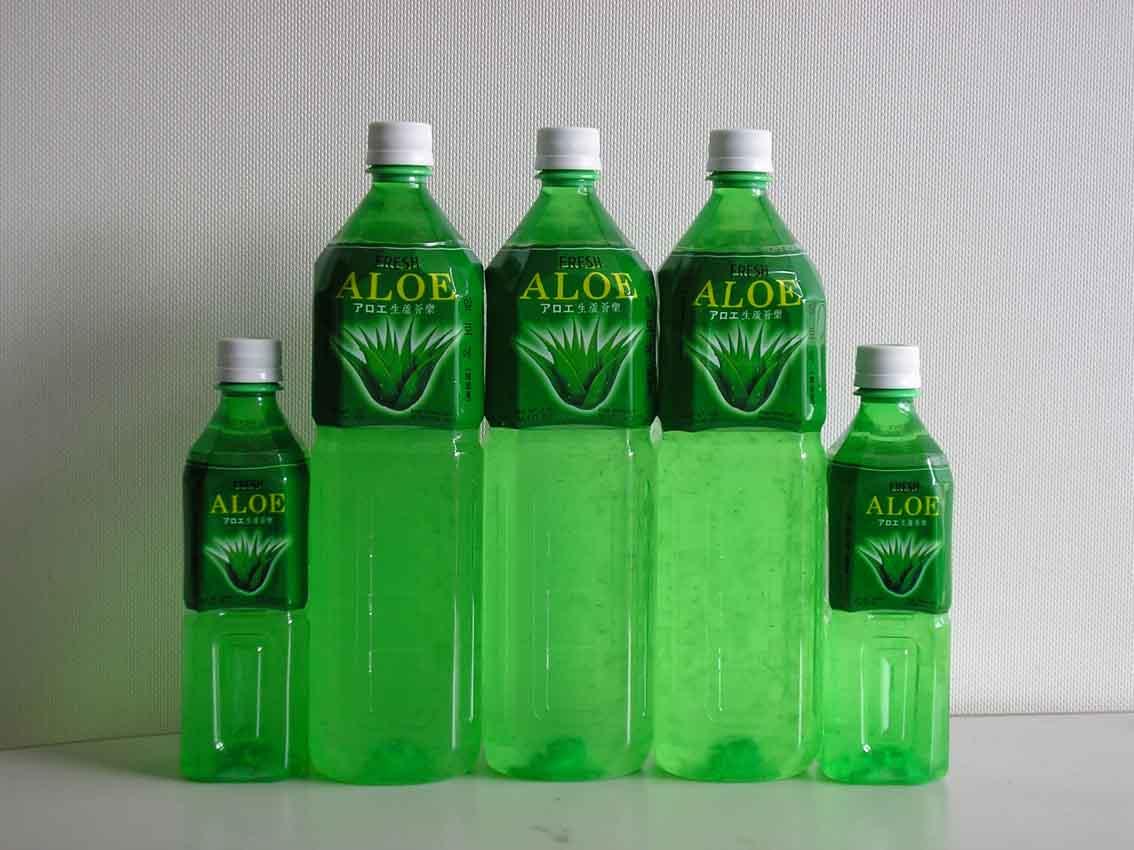 Voda Aloe_Drink