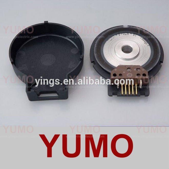 Boceto diseño motor tipo Bafang al pedalier HKT56_Motor_optical_encoder_rotary_encoder_