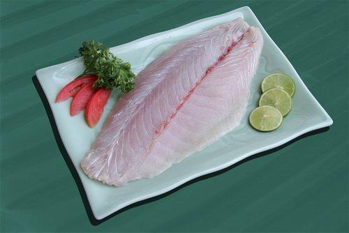 42 tipos de carnes de filete de pescados clase gourmet en imágenes Baramundi_fish_fillet_skin_off