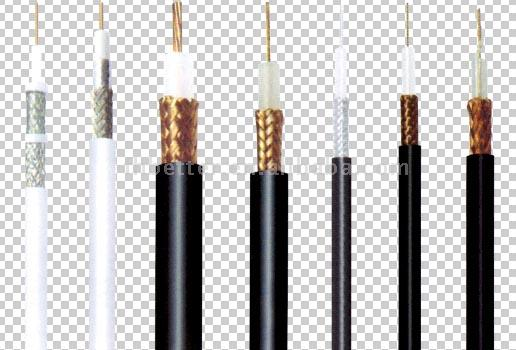 نبذة عن شبكات الدش Coaxial_cable