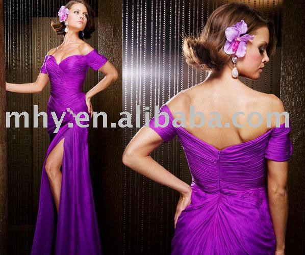 robes soirée Pageant-purple-evening-dresses-prom-dresses-party-dresses-accept-paypal-tony001