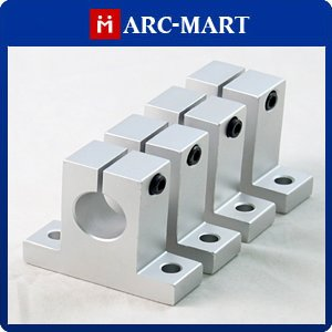 Préparation en vue de la création d'une CNC CNC-SK40-SH40A-40mm-Linear-Rail-Shaft-Support-XYZ-Table-OT598