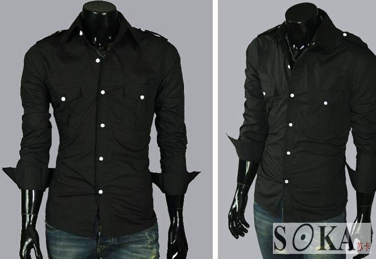 பாருங்கப்பா என்ன அழகு  - Page 2 2011-New-Fashion-Men-s-Long-Sleeve-T-shirt-Casual-design-T-shirts-Free-Shipping-SK77