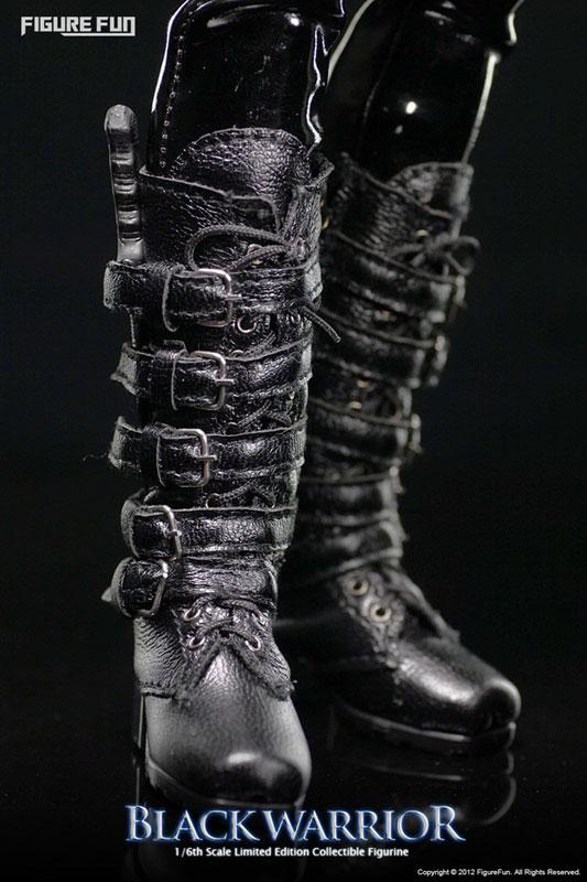 [FIGURE FUN] - Black Warrior  FIG-KAI-3900_08