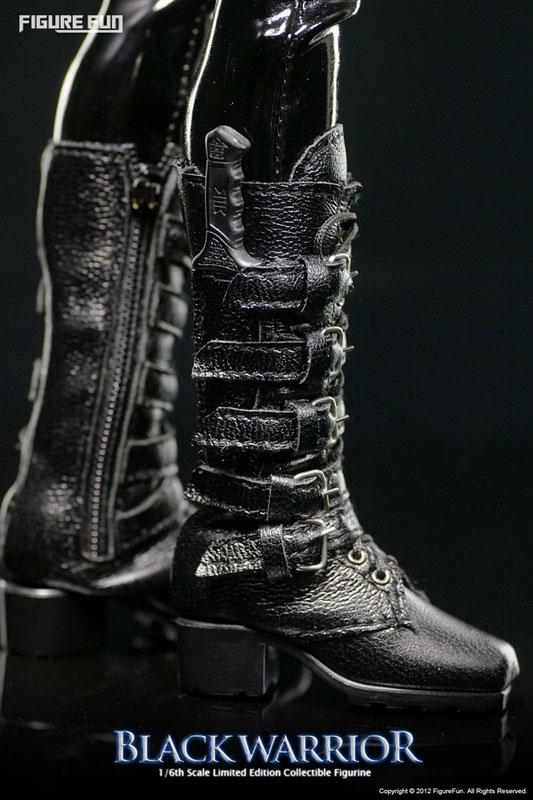 [FIGURE FUN] - Black Warrior  FIG-KAI-3900_09