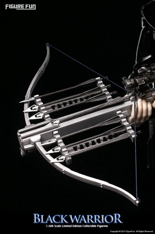 [FIGURE FUN] - Black Warrior  FIG-KAI-3900_11