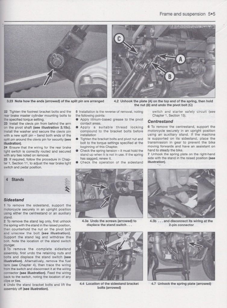 Manuales varios - FZ6 | Fazer 600 504987941_o