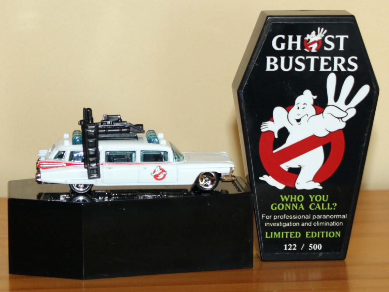 ECTO-1 Dans un Coffin case, Ghostbusters 3??? 411817485_o