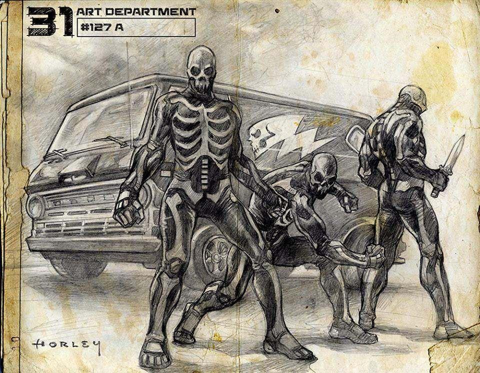 """""""31"""" Nuevo Proyecto Cinematográfico de Rob Zombie Imagen-1"""