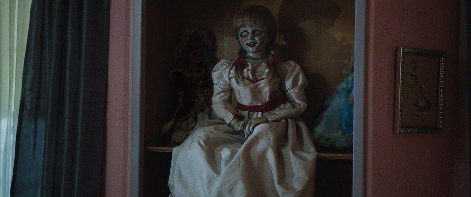 Annabelle - John R. Leonetti (2014) Imagen-26