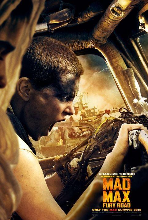 Mad Max 4: Fury Road y puede que en 3D Imagen-16