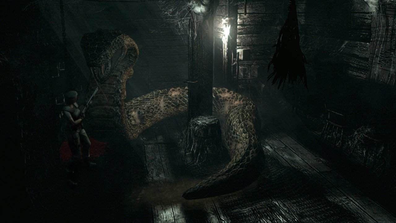 Resident Evil: HD Remaster Imagen-12
