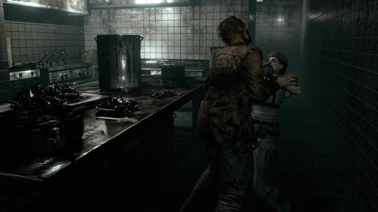 Resident Evil: HD Remaster Imagen-5