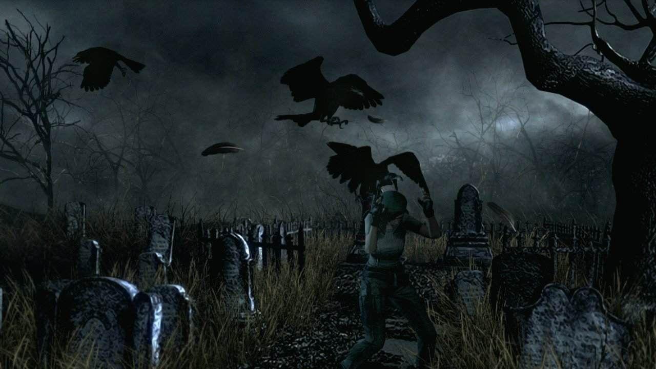 Resident Evil: HD Remaster Imagen-8