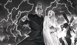 Universal remakeará a sus monstruos clásicos Monstruos-universal