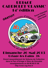 [38] [26 mai 2013] Uriage cabriolet classic Uriage-2013