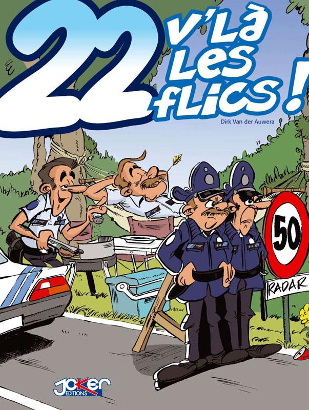 JEU : Histoire 100 fin 22-v-la-les-flics-bd-volume-1-simple-24393