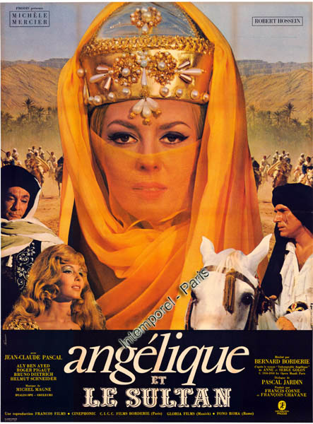 Франция - Анжелика: Коллекция / Angelique Collection Angelique-et-le-sultan-film-3641