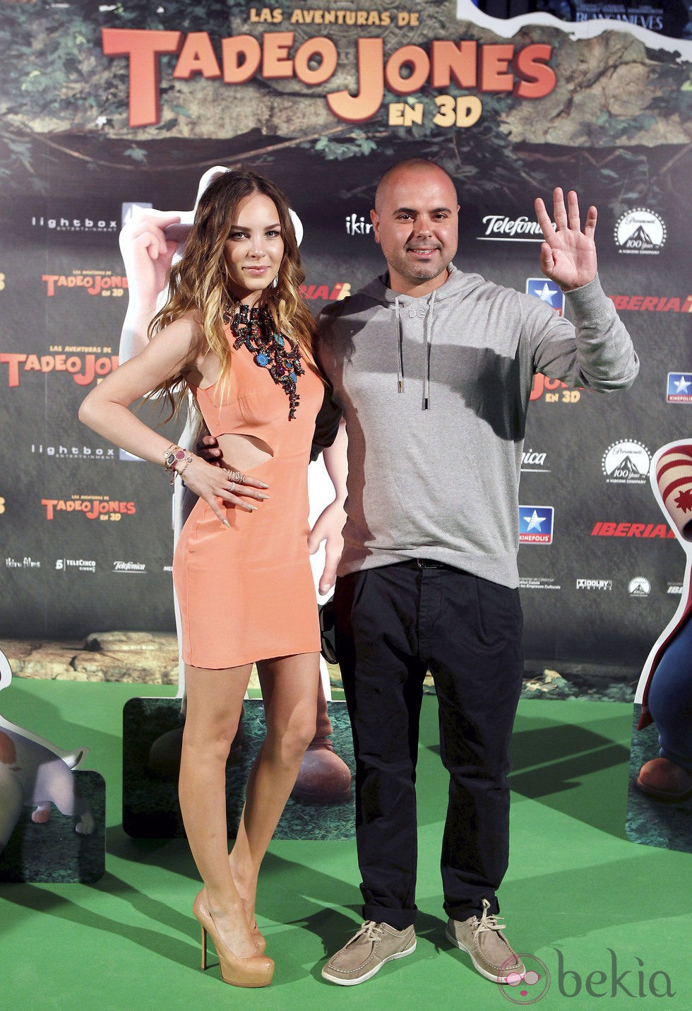 ¿Cuánto mide Juan Magán? - Altura 26982_magan-belinda-estreno-aventuras-tadeo