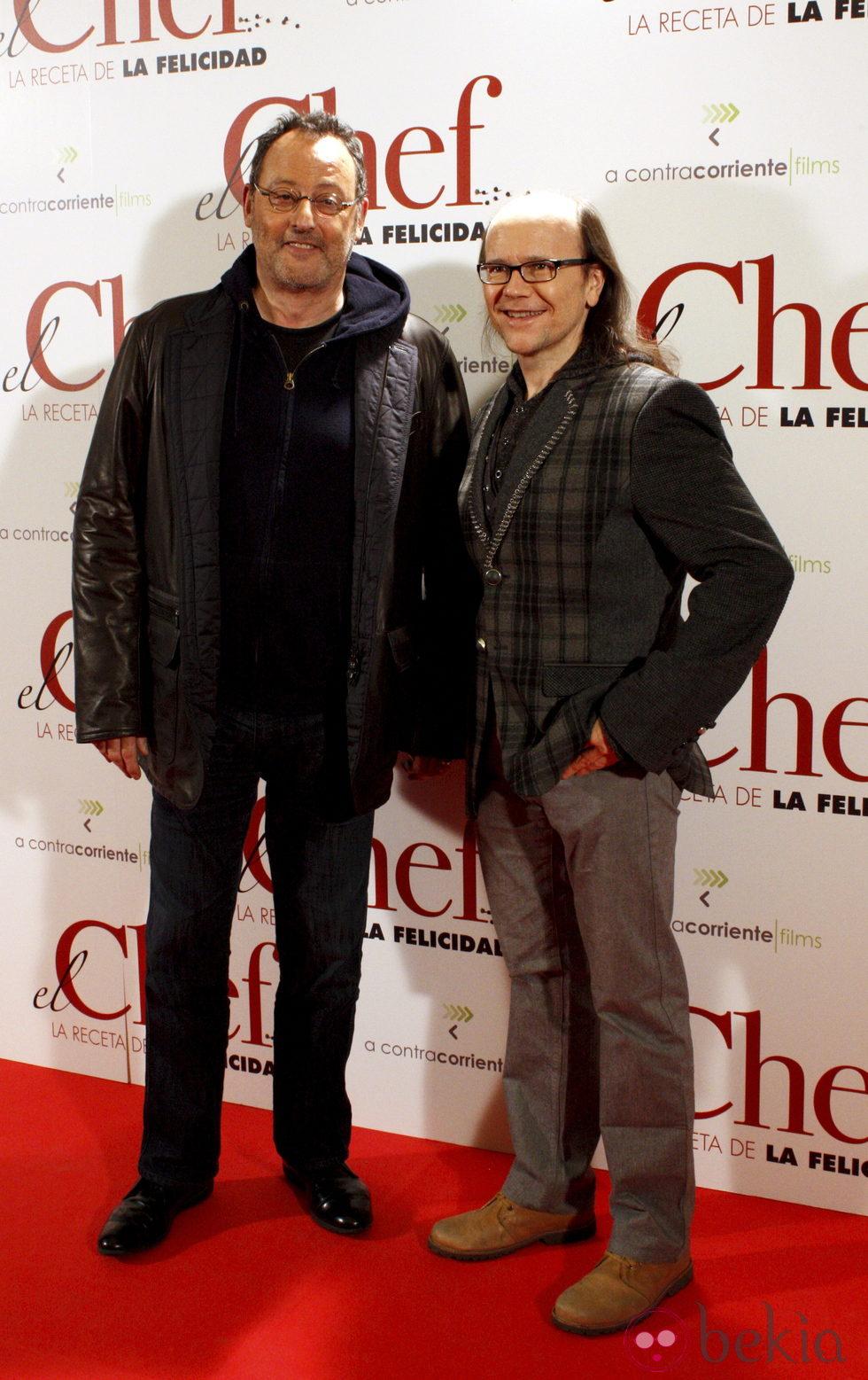 ¿Cuánto mide Jean Reno? - Altura - Real height 32118_jean-reno-segura-estreno-chef-receta-felicidad